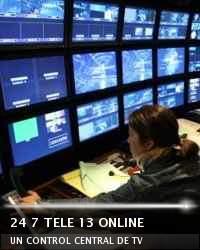 24/7 Tele 13 en vivo