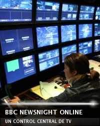 BBC Newsnight en vivo