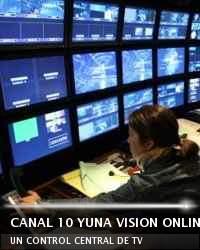 Canal 10 Yuna Vision en vivo