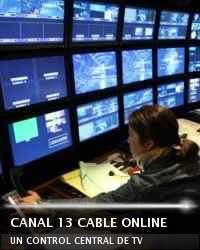 Canal 13 Cable en vivo