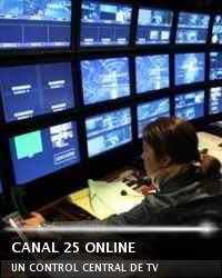 Canal 25 en vivo