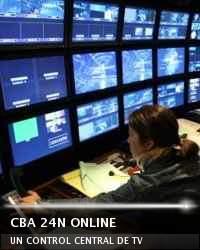 CBA 24n en vivo