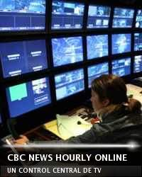 CBC News hourly en vivo