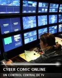 Cyber comic en vivo
