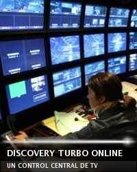Discovery Turbo en vivo