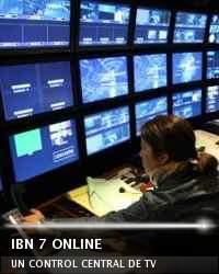 IBN 7 en vivo