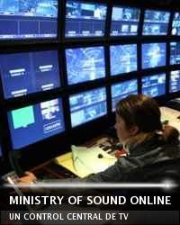 Ministry of sound en vivo