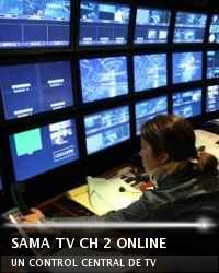 sama TV Ch. 2 en vivo