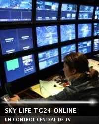 Sky life TG24 en vivo