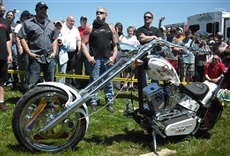 Escena de Serie American Chopper