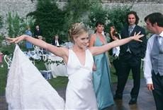 Escena de Amores, enredos y una boda