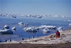 Serie Argentinos en la Antártida