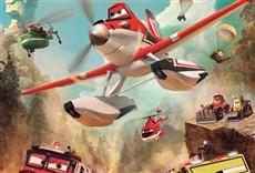 Película Aviones: Equipo de rescate