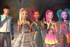 Película Barbie en una aventura espacial