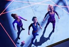 Escena de Barbie escuadrón secreto