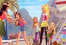 Película Barbie y sus hermanas en la búsqueda de perritos
