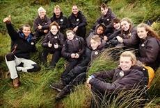Escena de Bear Grylls: Escuela de supervivencia