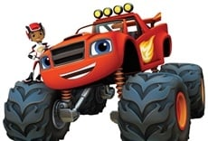 Serie Blaze and the Monster Machines