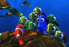 Película Buscando a Nemo