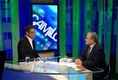 Escena de Televisión Camilo