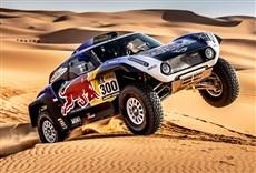 Televisión Campamento Fox - Rally Dakar 2019