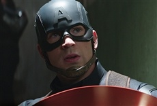 Escena de Captain America: Civil War