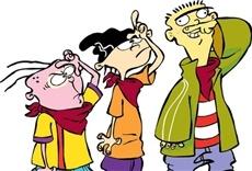 Escena de Televisión Cartoon Pop