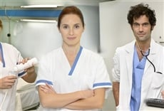 Serie Centro médico