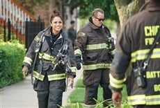 Escena de Chicago Fire
