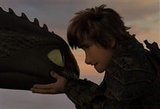 Película Cómo entrenar a tu dragón 3
