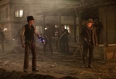 Escena de Cowboys & Aliens
