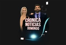 Televisión Crónica Noticias domingo