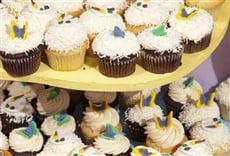 Escena de Cupcake Wars