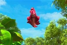 Escena de Dinosaurios