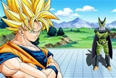 Escena de Serie Dragon Ball Z Kai