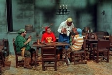 Escena de El Chapulín colorado