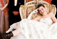 Película El diario de la princesa