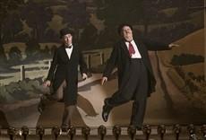 Escena de El Gordo y el Flaco (Stan & Ollie)