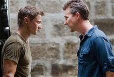 Escena de El legado de Bourne