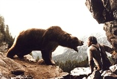 Escena de El oso