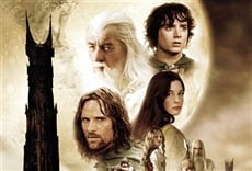 Escena de El señor de los anillos: Las dos torres