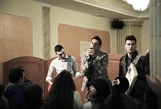 Escena de Song 'e Napule