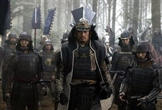 Escena de El último samurai