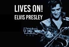 Televisión Elvis Presley ¡Vive!