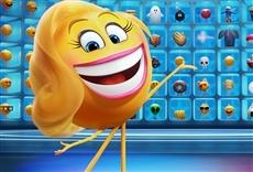 Escena de Emoji: la película