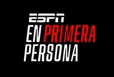 Televisión ESPN en primera persona