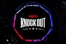 Televisión ESPN Knockout - UFC Preliminares