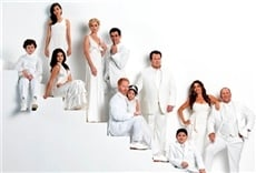 Serie Familia moderna