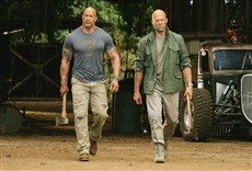 Película Fast and Furious: Hobbs and Shaw