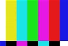 Televisión Fin de transmisión